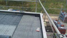 Rooftop, Ladder, Rooftops, Stairway, Ladders