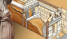 Fourth chamber likely at Amphipolis tomb