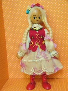 Soduel: Collecting Polish Dolls ~ Red shoe diary~