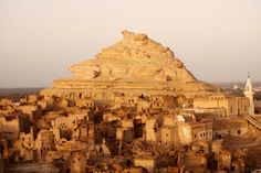 Siwa Oasis  |  Siwa, Egypt (Northern Africa)The Siwa Oasis is an oasis in Egypt, located between the Qattara Depression and the Egyptian Sand Sea in the Libyan Desert, nearly 50 km (30 mi) east of the Libyan border, and 560 km (348 mi) from Cairo.