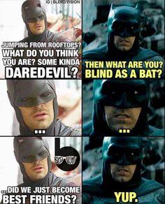 #batman #marvel #dccomics #daredevil #memes