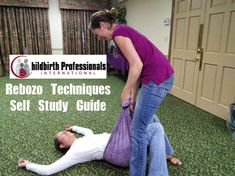 Rebozo self study guide has coping strategies for pregnancy and childbirth