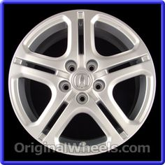 OEM 2005 Acura RL Rims - Used Factory Wheels from OriginalWheels.com #Acura #AcuraRL #RL #2005AcuraRL #05AcuraRL #2005 #2005Acura #2005RL #AcuraRims #RLRims #OEM #Rims #Wheels #AcuraWheels #AcuraRims #RLRims #RLWheels #steelwheels #alloywheels