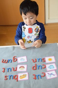 Montessori Pink Series: Beginning Reading