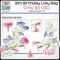 Lolly Bag 2 - CU {by Vero, the French Touch}