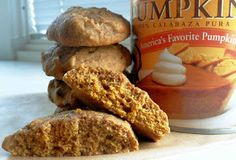 Cooking to Perfection: Pumpkin Biscoff Cookies. Sub with Splenda for lower carb