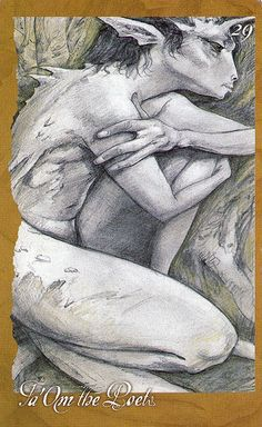 brian froud, The faery oracle