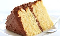 Πεντανόστιμο και εύκολο κέικ χωρίς μίξερ!