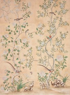 just love this for my next dollhouse project  #4 Gracie panel design