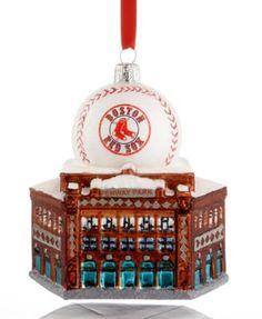 Kurt Adler Boston Red Sox Fenway Park Ornament