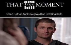 So happy he did! OTH <3