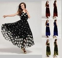 Condition: 100% Brand New  Material:  Chiffon  Color:Black,red,blue,yellow  Package include :1PC