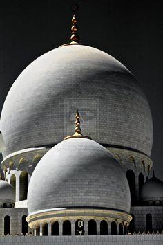 Grand Mosque Dome, Abu Dhabi