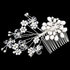 DIY Bridal Beaded Hair Comb - Поиск в Google