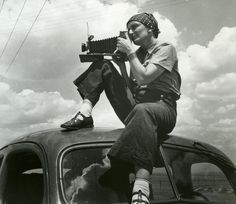 """""""Dorothea Lange: Grab a Hunk of Lightning,"""" written and directed by Lange's granddaughter, airs Friday night on PBS's """"American Masters."""""""