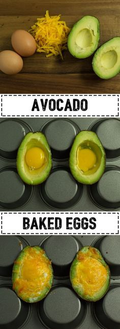 No longer shall eggs and avocados be separated at the breakfast table!