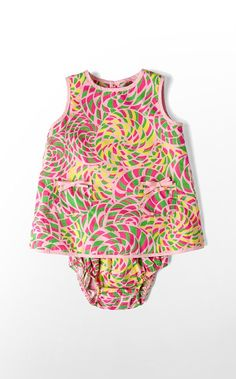 LILLY PULITZER: Baby Lilly Shift [Multi Lolli] (how cute is this?!?!) $48.00
