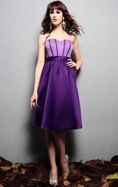Page 2 of 6 for Purple Bridesmaid Dresses, Cadbury Purple, Lilac Bridesmaid Dresses