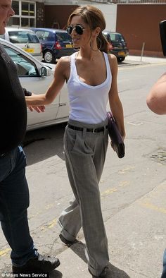 love the casual/smart look cheryl                                                                                                                                                     More