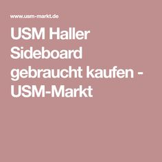 Usm Haller