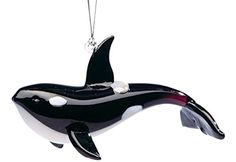 Glassdelights Lampwork Glass Orca Whale Christmas Ornamen... https://www.amazon.com/dp/B00BNZ7LV2/ref=cm_sw_r_pi_dp_PkGLxbNNWY24P