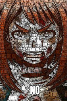 Ochako Uraraka - Boku no Hero Academia   My Hero Academia by QShiro
