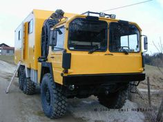 MAN CUSTOM 6X6 CAMPER Camper Boat, Truck Camper, Zombie Vehicle, Off Road Camping, Overland Trailer, Adventure Campers, Drift Trike, Camping Storage, Expedition Vehicle
