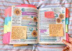 Bible Notes, My Bible, Bible Art, Bible Drawing, Bible Doodling, Bible Study Notebook, Bible Study Journal, Bible Journaling For Beginners, Scripture Journal