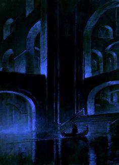 PHANTOONS of the OPERA, centipede: gaston leroux - the phantom's lake...