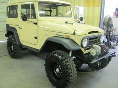 1974-fj40-toyota-land-cruiser-4×4-restored-frame-off-clean-a | Land Cruiser Of The Day!