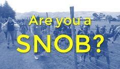 4 snobby things to avoid on your mission trip...