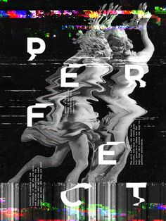 vaporwave text 25 Amazing Examples Of Glitch Typography Cover Design, Graphisches Design, Rico Design, Design Trends, Graphic Design Posters, Graphic Design Typography, Graphic Design Illustration, Graphic Design Inspiration, Graphic Art