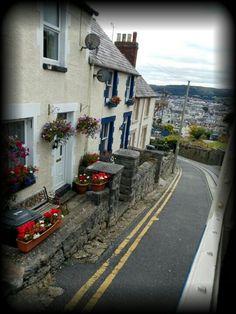 Taking the Tram in Llandudno Wales