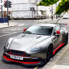 """7,779 Likes, 5 Comments - MadWhips World's Hottest Cars (@madwhips) on Instagram: """"Aston-Martin Vantage GT8 Check Out @wolf_millionaire for our GUIDES To GROW Followers & Make…"""""""