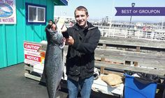 Randy's Fishing and Whale Watching Trips - Monterey: $59 for Fishing Trip Admission for One from Randy's Fishing and Whale Watching Trips ($85 value)