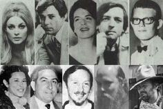 All of the Manson murder victims. Crime Of The Century, Charles Manson, Roman Polanski, Sharon Tate, End Of Life, Angels In Heaven, Before Us, True Crime, Mafia