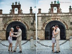 Intimate Destination Wedding at Old San Juan El Morro (1)