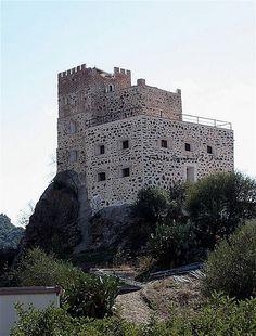 Castello Guzzetti, Galtellì, Nuoro, Sardinia