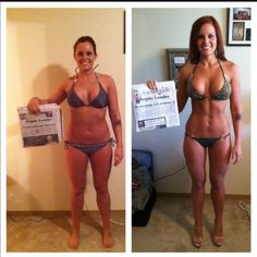 This is what clean eating, exercising, taking in the right vitamins does. This transformation was completed in 111 days!