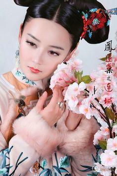 宫锁连城 (Gong Suo Lian Cheng) / 宫3 (Gong 3) - Ancient Series Discussions - Ancient Chinese Series & Wuxia Oriental Fashion, Asian Fashion, Oriental Style, Asian Love, Asian Girl, Chinese Style, Chinese Art, Chinese Opera, Chinese Tv Shows