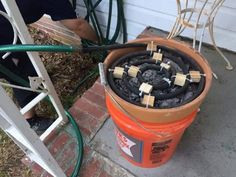 """How To Make Homemade LYE from Wood Ash Homesteading  - The Homestead Survival .Com     """"Please Share This Pin"""""""