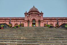 Ahsan Manzil (Pink Palace)