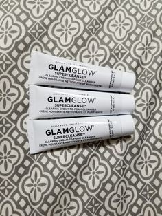 GlamGlow Supercleanse Daily Clearing Cleanser 3 Travel Size oz / each Love Clothing, Facial Care, Travel Size Products, Cleanser, Beauty Women, Hollywood, Face, Style, Swag