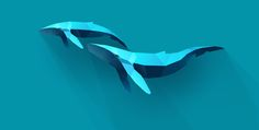 He creates low-poly animals and other arresting designs.
