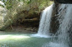 The Forrest Waterfall - Decatur, Alabama
