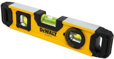 New DeWalt torpedo level