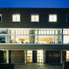 Erno Goldfinger's 2 Willow Road House, Hampstead
