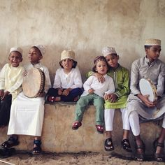 Celebrating Eid al-Fitr in Lamu Island, Kenya | FATHOM