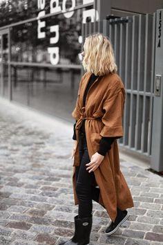 Long Kimono sleeve