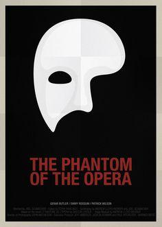 The Phantom Of The Opera.  I Like this Poster.